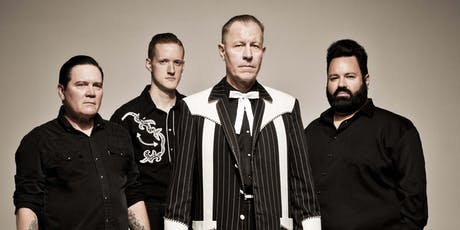 Reverend Horton Heat with The Delta Bombers and Lincoln Durham Presented by OpenAir 102.3 FM tickets