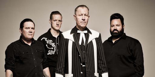 Reverend Horton Heat with The Delta Bombers and Lincoln Durham Presented by OpenAir 102.3 FM