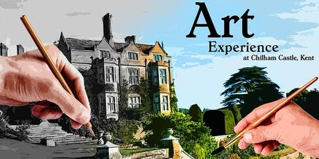 Art experience at Chilham Castle, Kent tickets