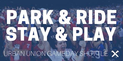 Urban Union Gameday Shuttle