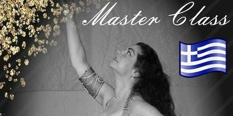 Oriental Master Class tickets