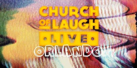 Live in Orlando tickets