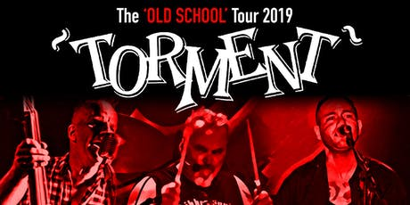 Torment - Sportsman Bar, Bristol. www.bristolcountysportsclub.co.uk tickets