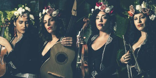 Levitt National Tour Presents: Flor de Toloache with Flamenco Denver