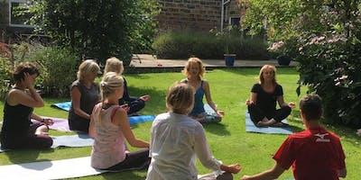 August Bank Holiday Ayurvedic Yoga Retreat
