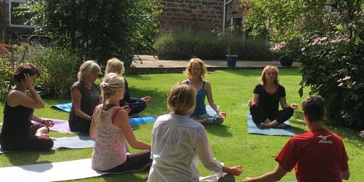August Bank Holiday Ayurvedic Yoga Retreat
