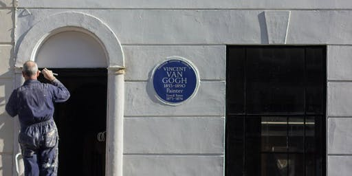A Guided Tour of the Van Gogh House London