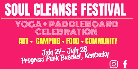 Soul Cleanse Festival tickets