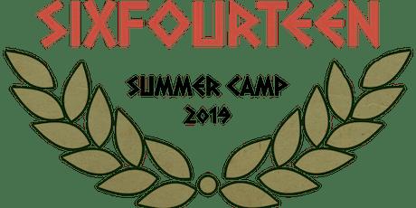 Six-Fourteen Church Summer Camp! tickets