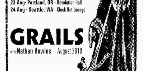 Grails tickets