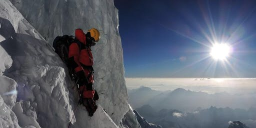 SES Explorer Talk: Adrian Hayes - One Man's Climb on K2