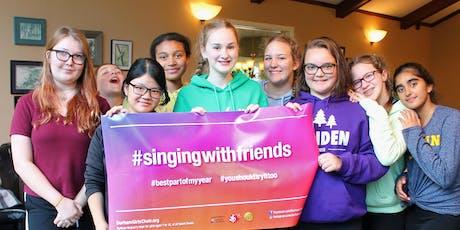 Free Winter Choir Workshop for Girls tickets
