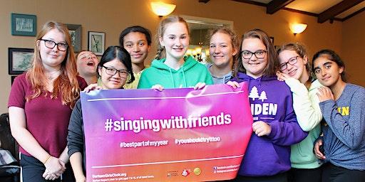 Free Winter Choir Workshop for Girls