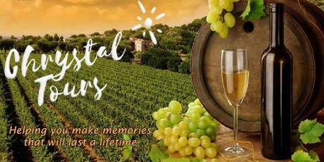 All-Inclusive Wine Tour-Summer 2019 tickets