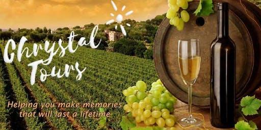All-Inclusive Wine Tour-Summer 2019