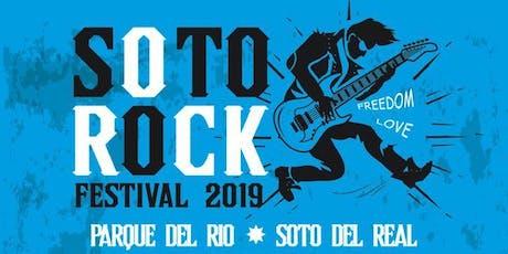 SOTO ROCK FESTIVAL entradas