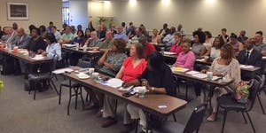 Newly Elected Officials Workshop