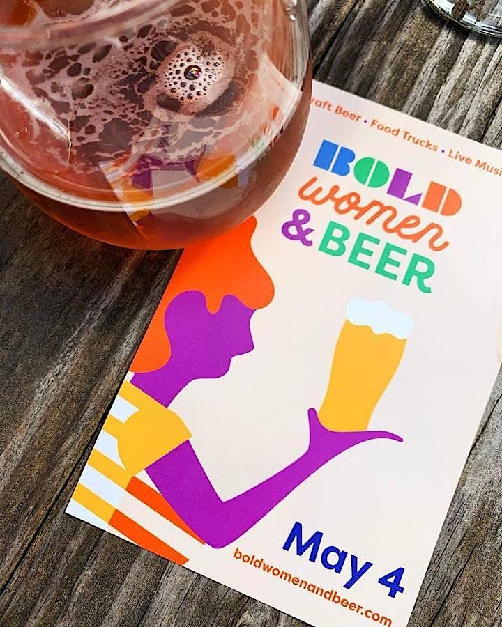 Bold Women & Beer Festival image
