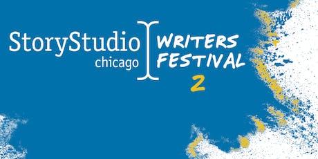 2019 StoryStudio Writers Festival  tickets