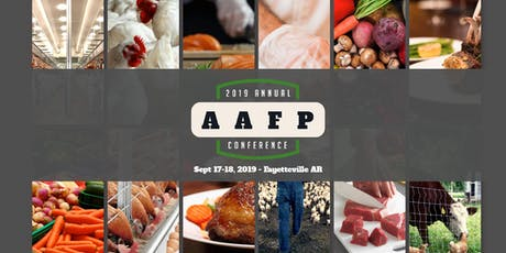 2019 AAFP Annual Conference tickets