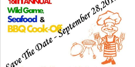 Chief Fandal & Freddy Drennan's 16th Annual Wild Game, Seafood & BBQ Cook Off tickets
