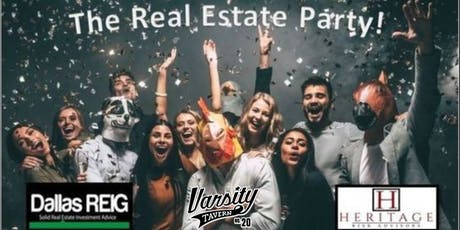 The Real Estate Party Fort Worth, TX tickets