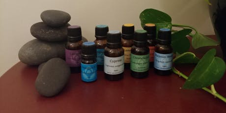 Essential Oils Primer tickets