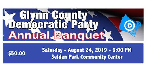 Glynn County Democratic Party Annual Banquet