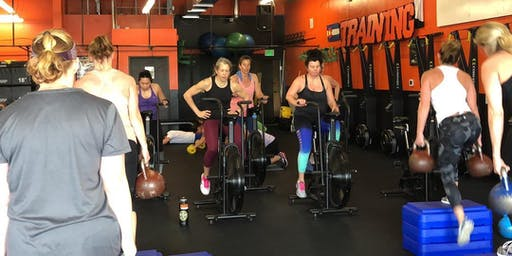 Women's fitness for mountain biking clinic, workout + social night!