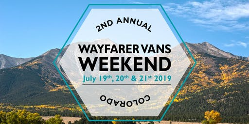 Wayfarer Weekend 2019