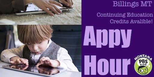 MontanaPBS Kids Appy Hour