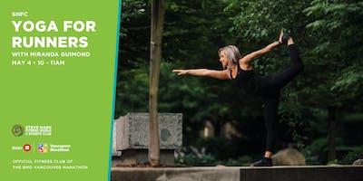 Yoga for Runners w/ Miranda Guimond