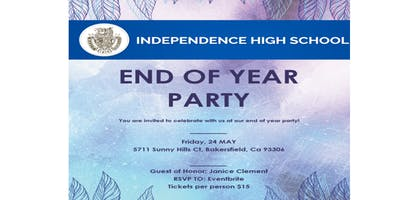 IHS End of Year Party