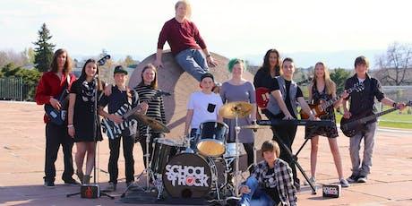 School of Rock Showcase tickets