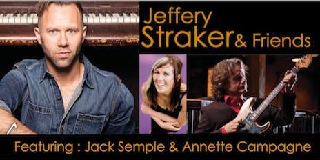 OSAC Series: Jeffery Straker & Friends ft. Jack Semple & Annette Campagne