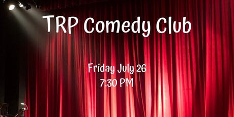 The Ringgold Playhouse Comedy Club tickets