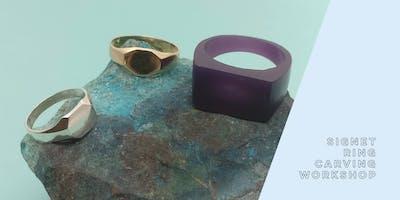 Signet Ring Carving Workshop