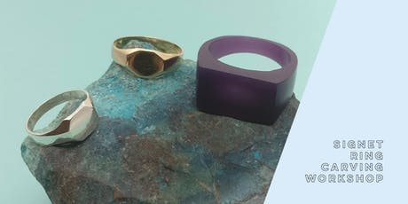 Signet Ring Carving Workshop tickets