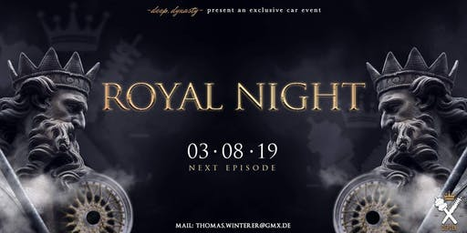 Royal Night 2019