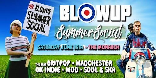 Blow Up - Summer Social
