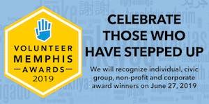2019 Volunteer Memphis Awards
