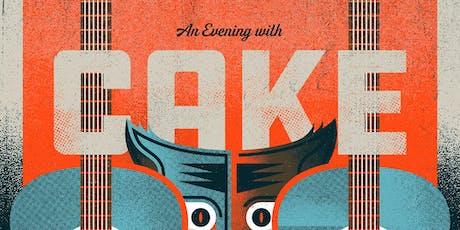 CAKE tickets