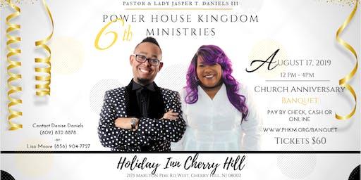 PHKM Church 6th Anniversary Banquet 2019