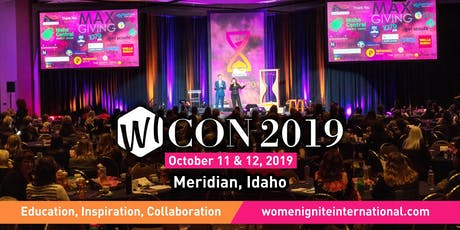 WICON2019 Women Ignite 6th Annual Conference  tickets