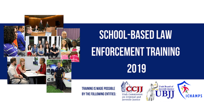 May 21st  School-Based Law Enforcement Training (HB460)
