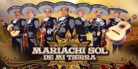 Fiesta CO Dance Company with Mariachi Sol de mi Tierra tickets