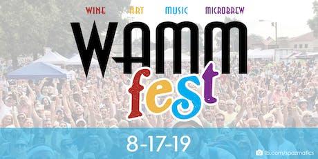 2019 WAMMfest @ Craig Park, Greenwood tickets