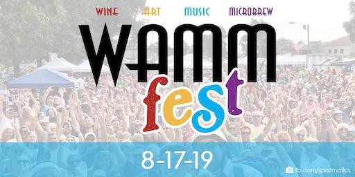 2019 WAMMfest @ Craig Park, Greenwood