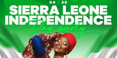 Sierra Leone Independence Day Party