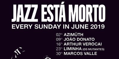 JAZZ ESTÁ MORTO: Arthur Verocai @ Lodge Room Highland Park